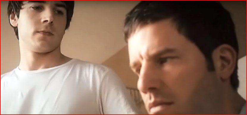 Sasha & Gebhard (видео)  (гей блюсик 16344)