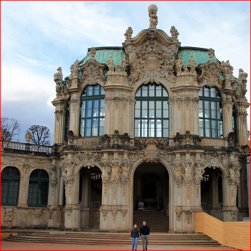 Дрезденский Цвингер  (гей блюсик 16347)