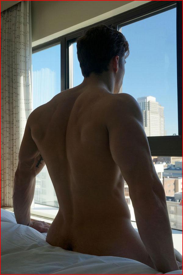 Фотомодель Майкл Дин  (гей блюсик 16391)