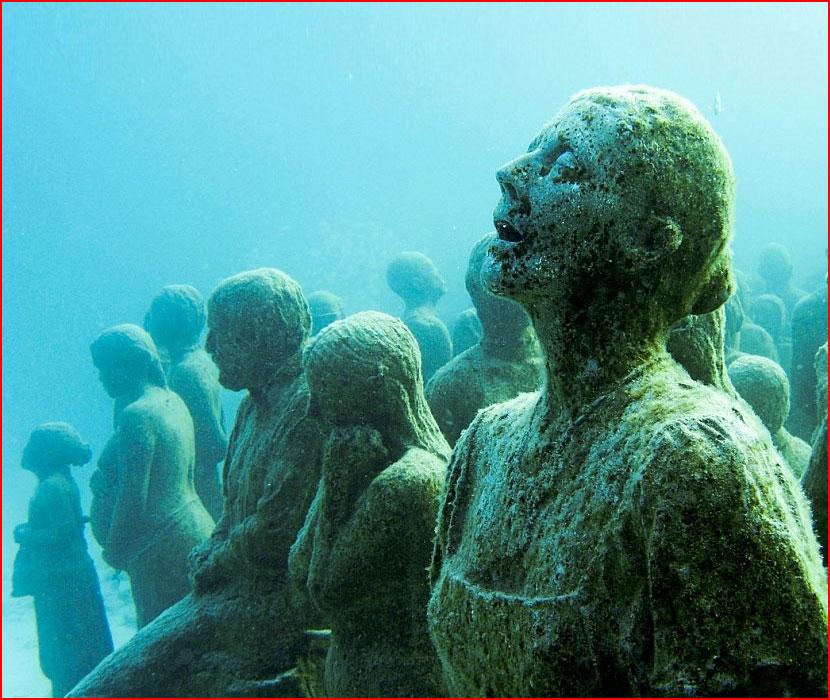 Искусственные рифы  (гей блюсик 16455)