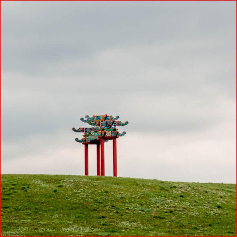 Фестиваль тюльпанов в Калмыкии  (гей блюсик 16459)