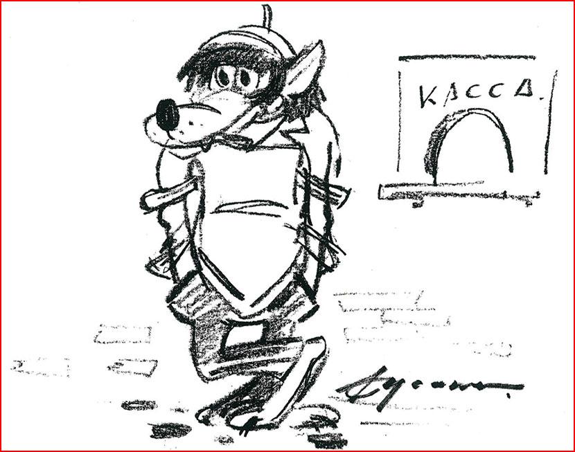 """""""Ну, погоди!"""" Как снимали самый популярный мультфильм СССР (видео) +  (гей блюсик 16511)"""