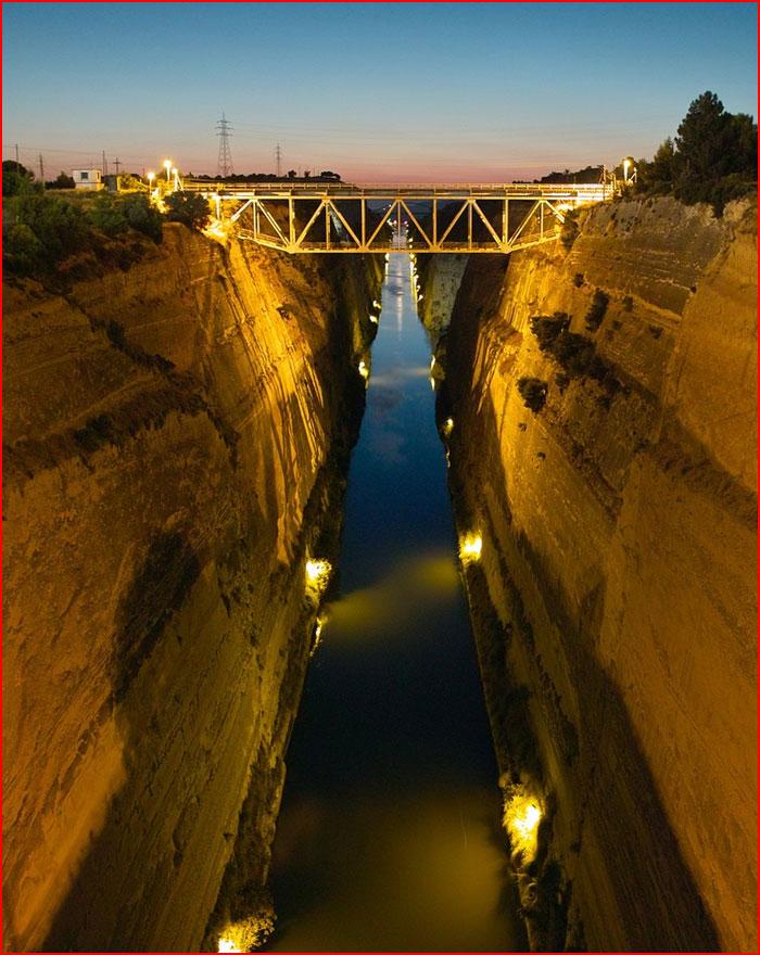 Коринфский канал  (гей блюсик 16579)
