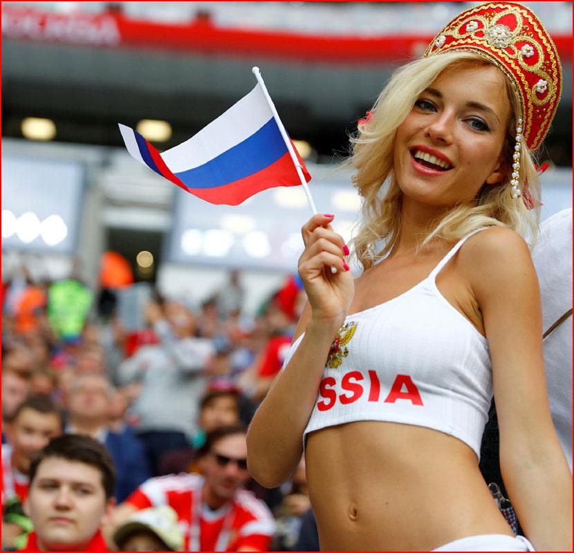 Фанаты Чемпионата мира 2018