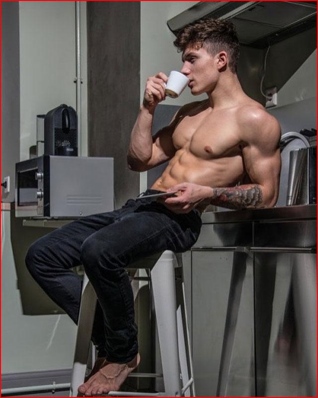 Утреннее кофейничание