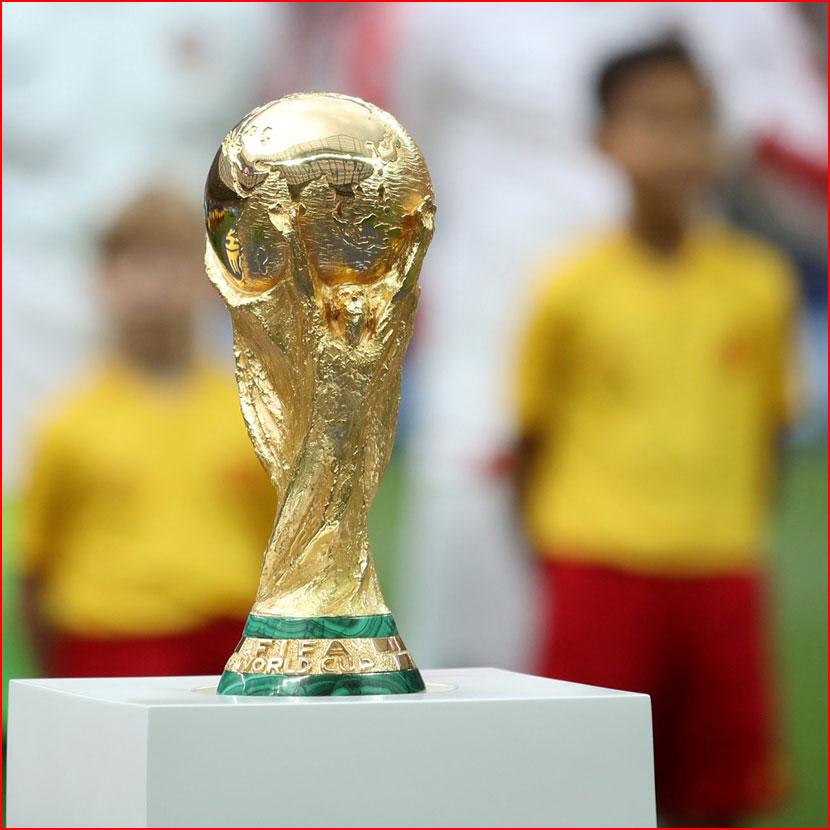 Финал чемпионата мира по футболу 2018