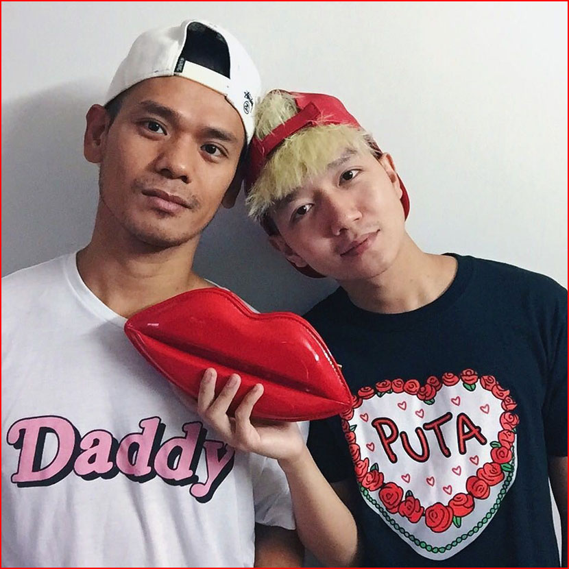 Гламурные парни из Японии