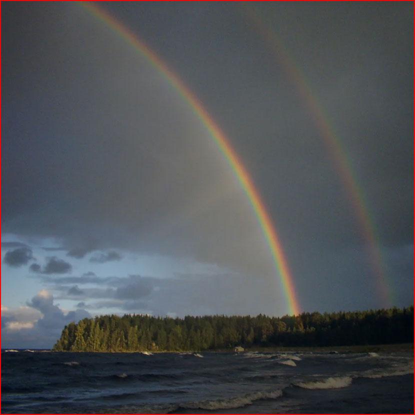 Дотянуться до радуги