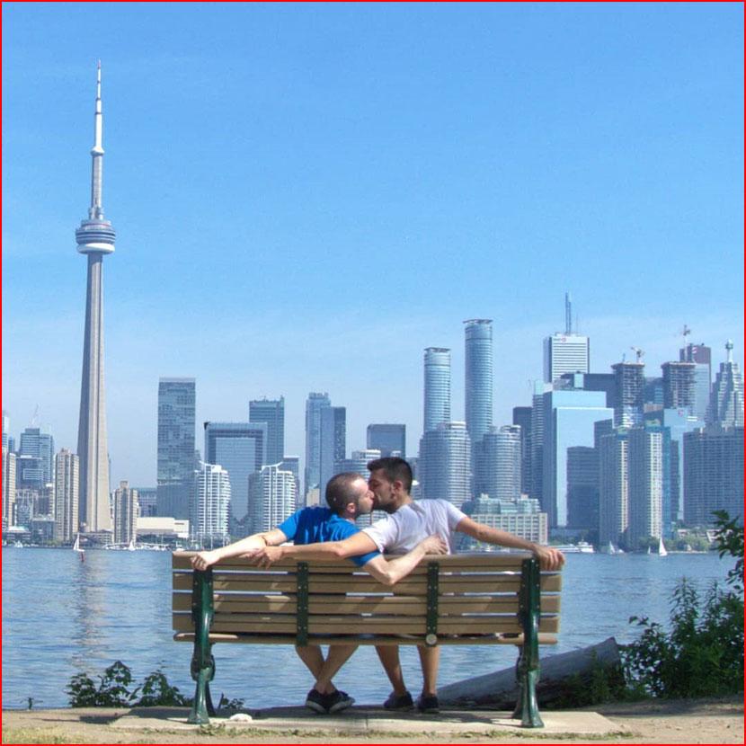 Городские влюблённые  (гей блюсик 16940)