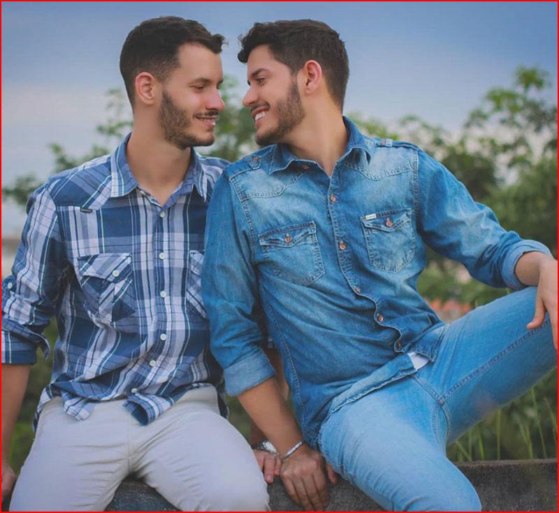 Влюблённые  (гей блюсик 17168)
