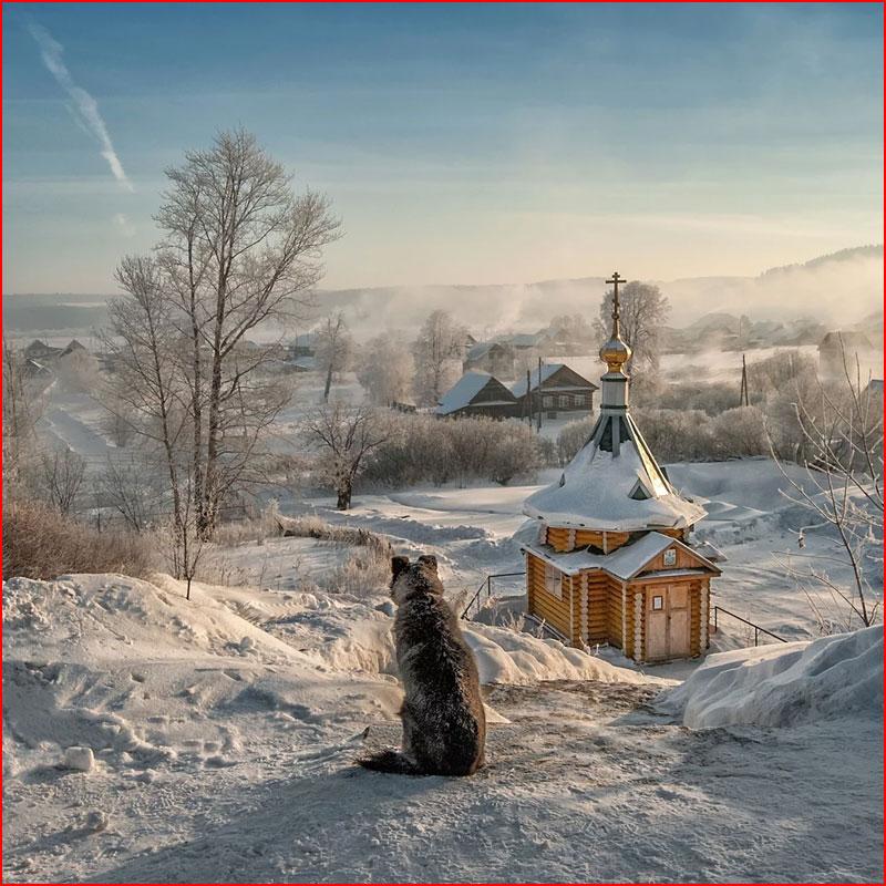 Зимушка-зима  (гей блюсик 17423)