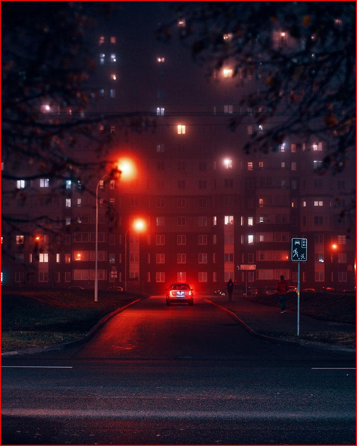 Ночь  (гей блюсик 17503)