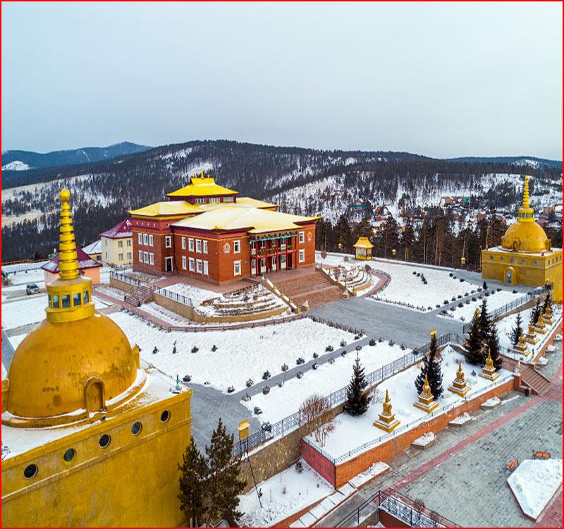 Зимний Улан-Удэ  (гей блюсик 17507)