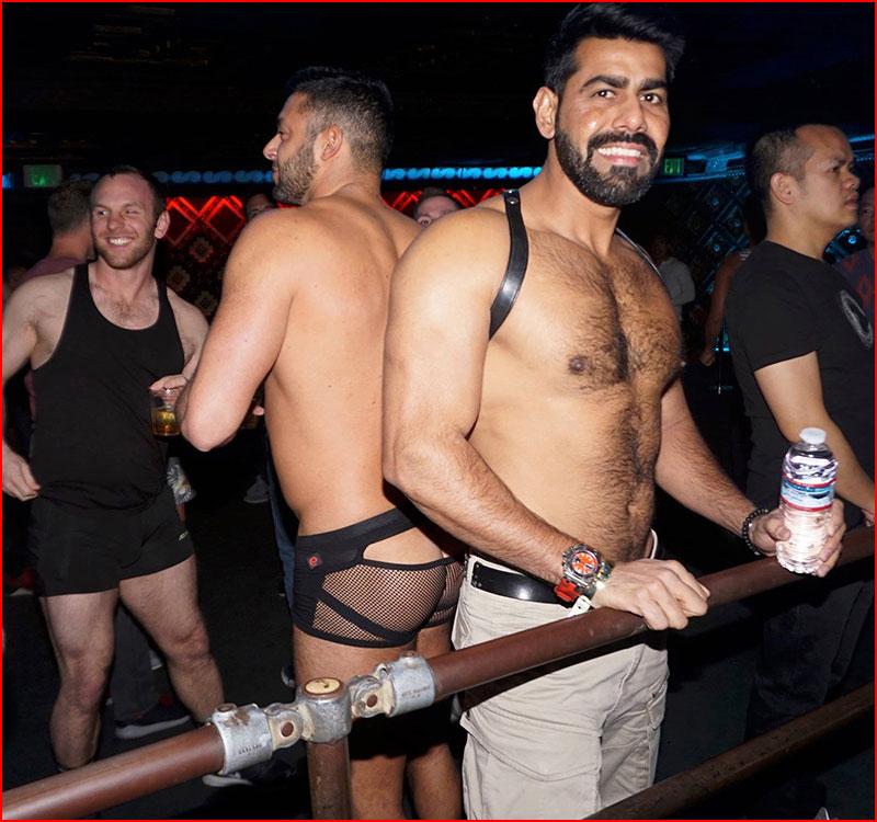 Весёлая вечеринка  (гей блюсик 17511)