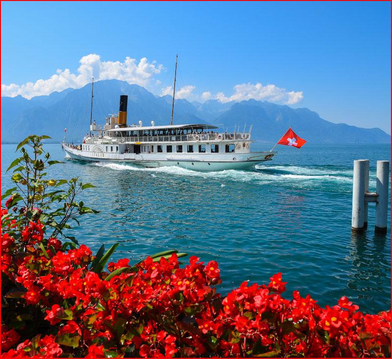 Женева и Женевское озеро. Фотозарисовка  (гей блюсик 17531)