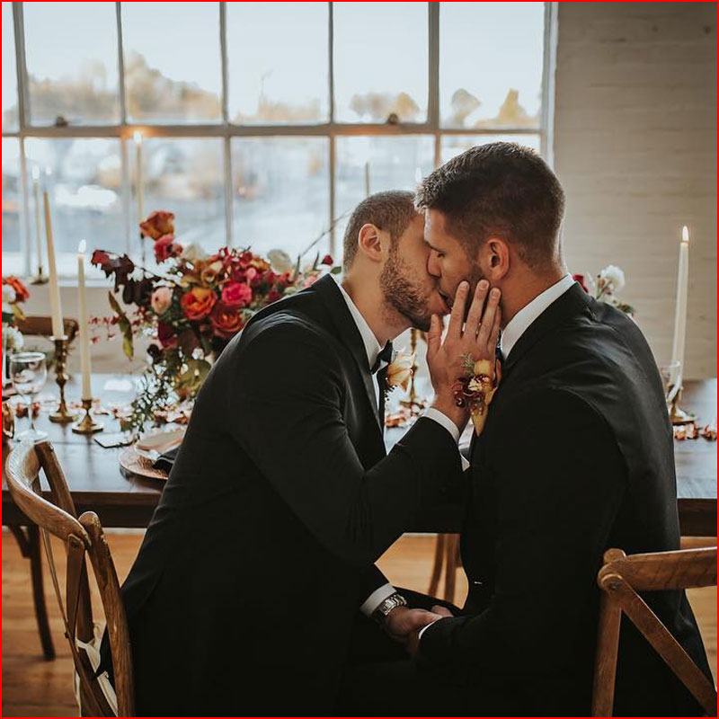 Свадебные пары  (гей блюсик 17547)