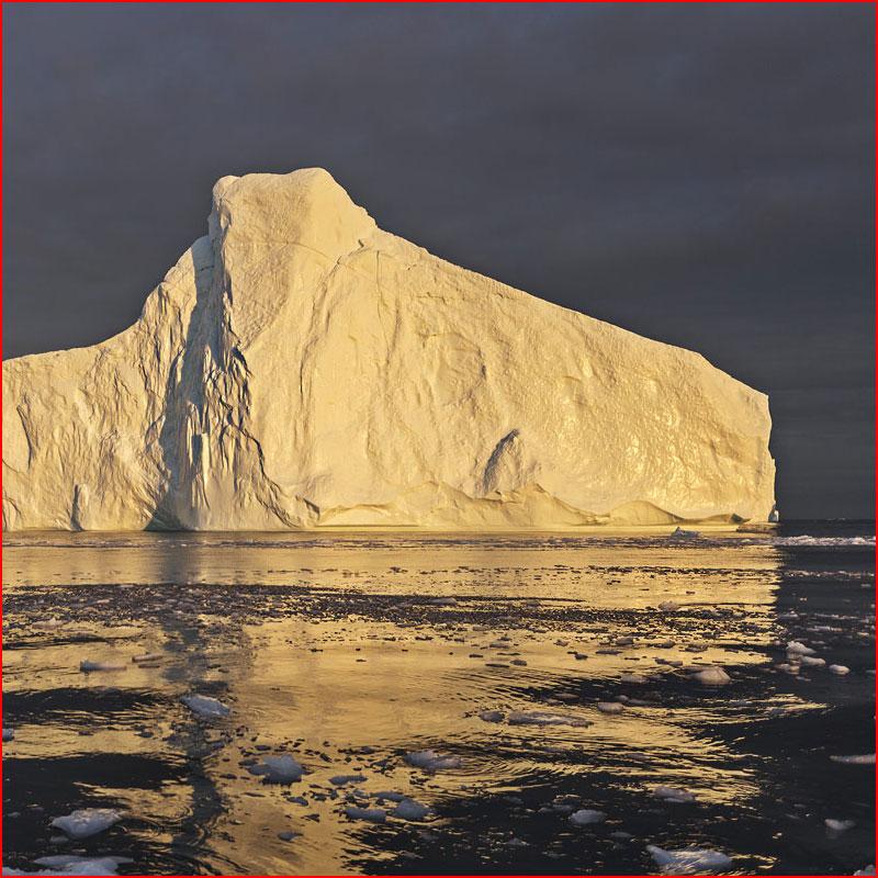 Средь айсбергов Гренландии  (гей блюсик 17639)