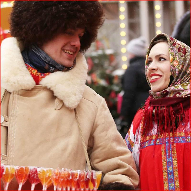 Широкая Масленица в Москве. Фотозарисовка  (гей блюсик 17659)