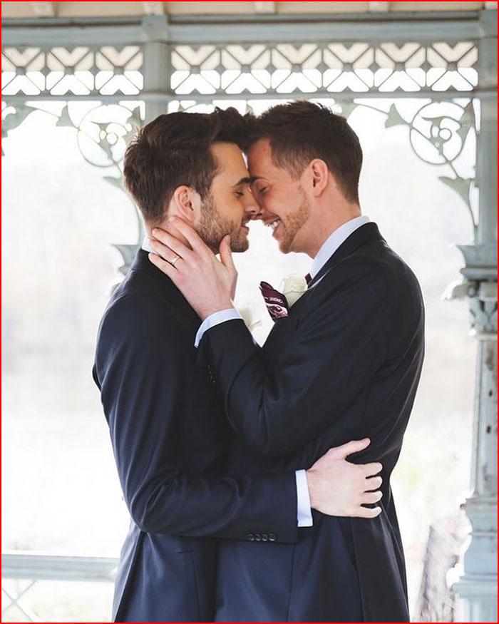 Фотографии из свадебного альбома  (гей блюсик 17715)