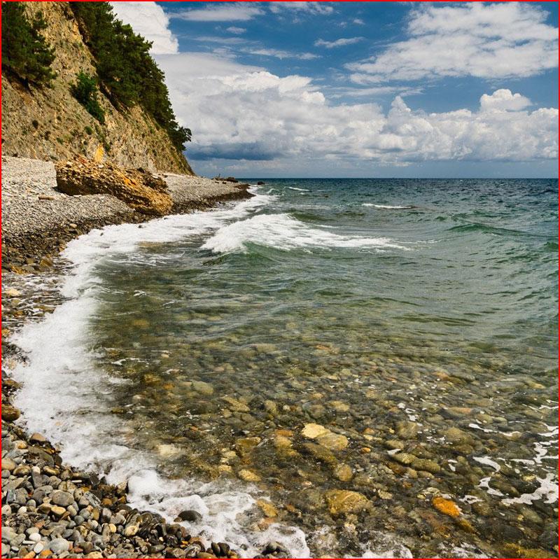 Мечты о море. Фотозарисовка  (гей блюсик 17719)