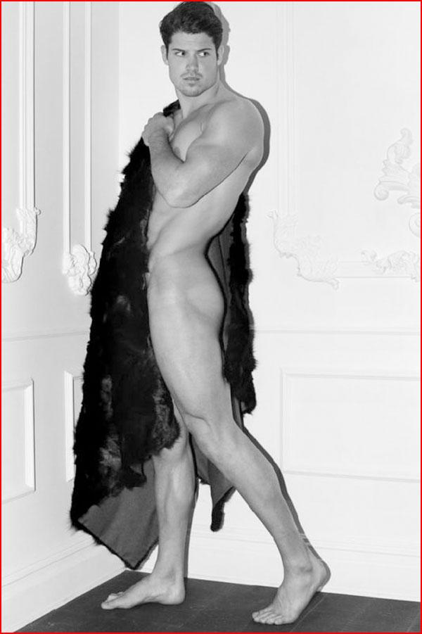 Эротические фантазии фотохудожника  (гей блюсик 17735)