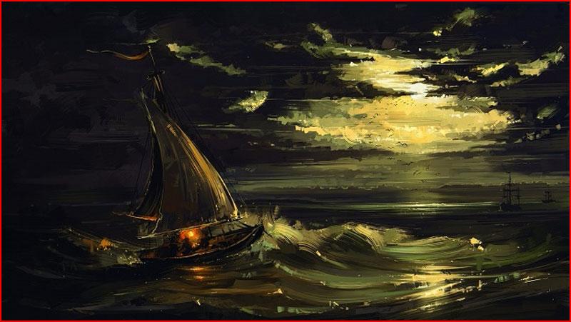Цифровые пейзажи  (гей блюсик 17759)