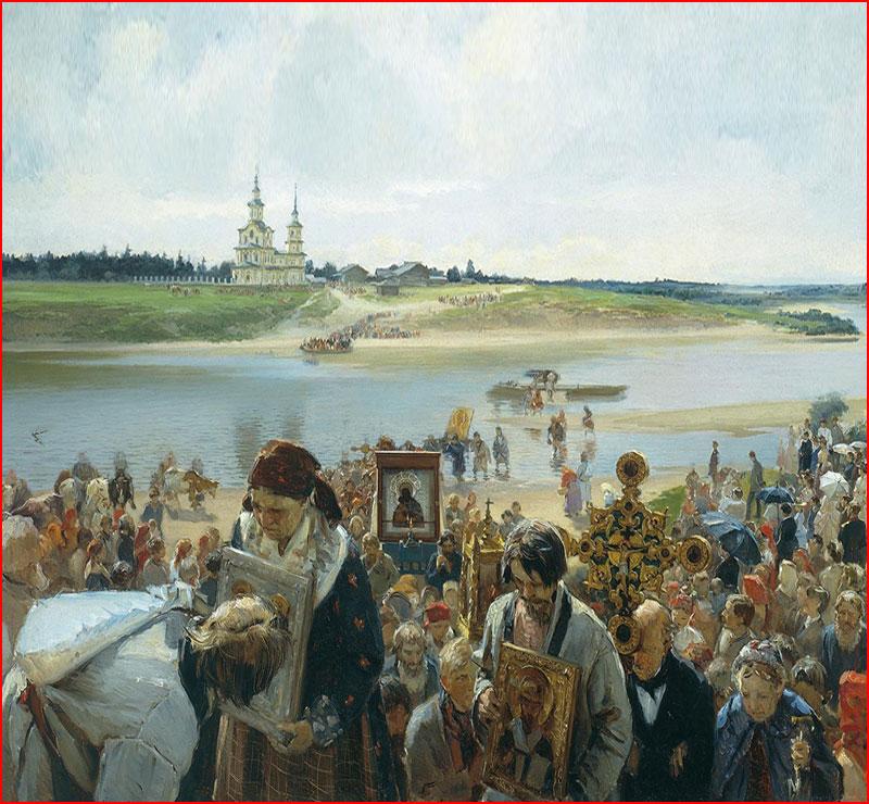 Русская живопись Передвижников