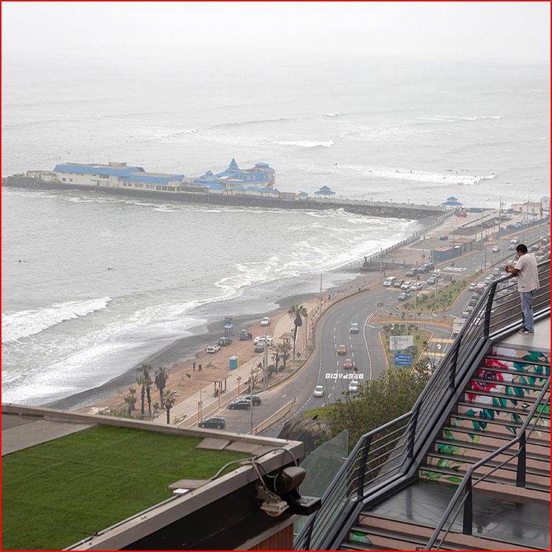 Лима - столица Перу  (гей блюсик 18035)