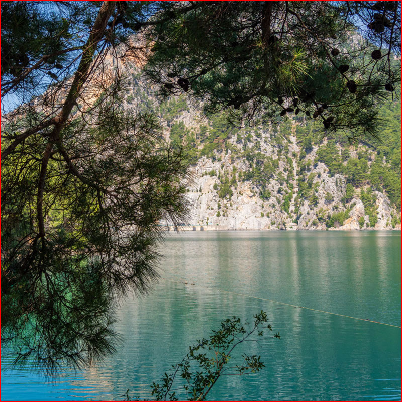 Зелёный каньон(Green Canyon) в Турции  (гей блюсик 18115)