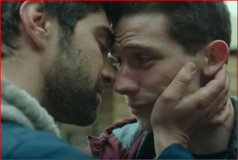 Johnny & Gheorghe (видео)  (гей блюсик 18212)
