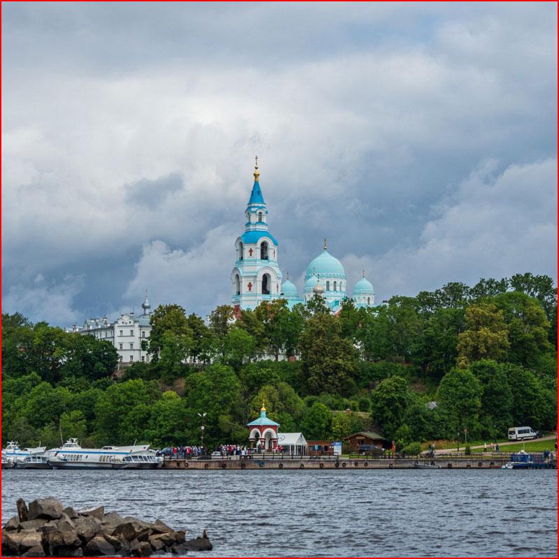Валаам – монастырь на островах  (гей блюсик 18271)