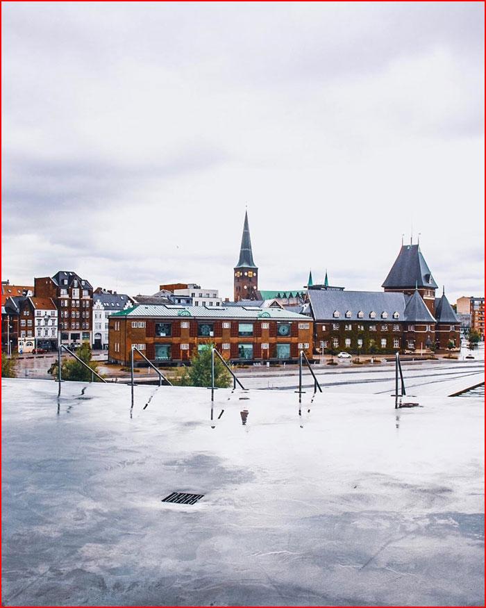 Архитектура Дании на снимках Адама Бросбеля  (гей блюсик 18279)