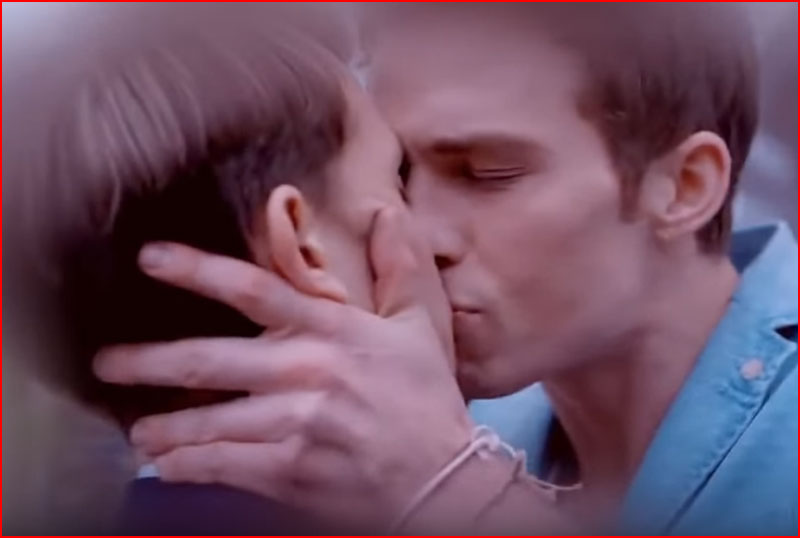Charlie & Matteusz (видео)  (гей блюсик 18300)