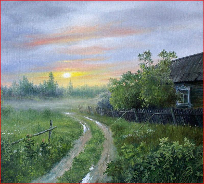 Творчество современного художника Сергея Дорофеева  (гей блюсик 18311)