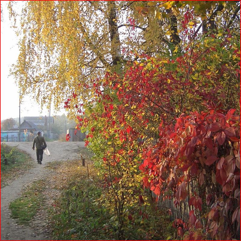 Что такое осень?  (гей блюсик 18359)