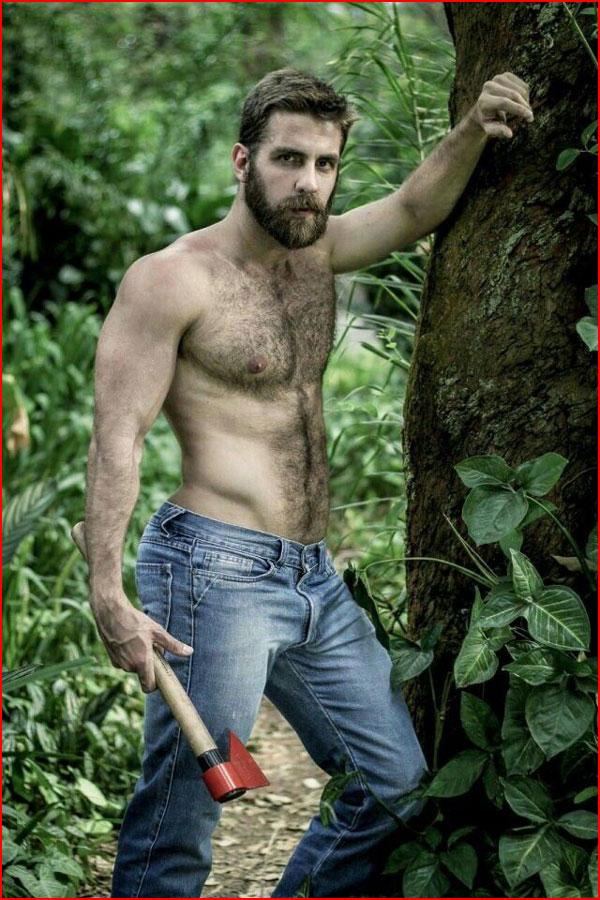 Парни в джинсах  (гей блюсик 18427)