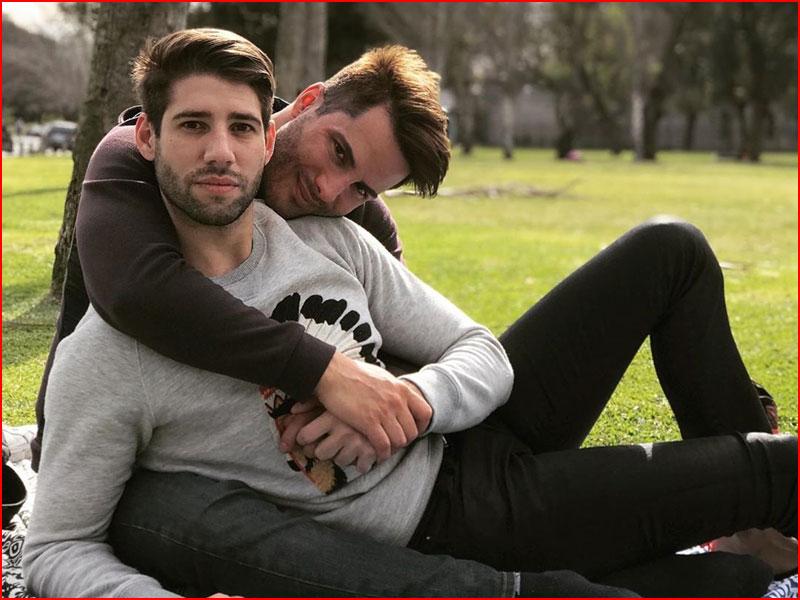 Мы вместе  (гей блюсик 18439)