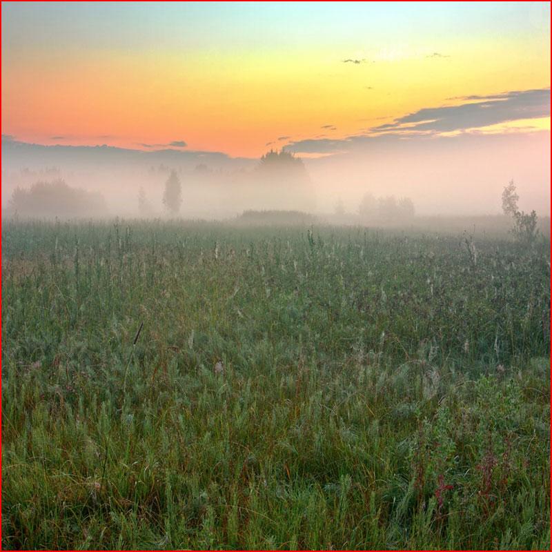 Закаты и рассветы фотографа Сергея Пожога  (гей блюсик 18447)