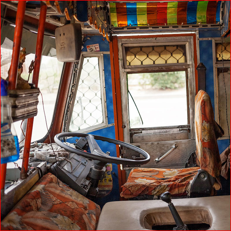 Индийский транспорт  (гей блюсик 18507)