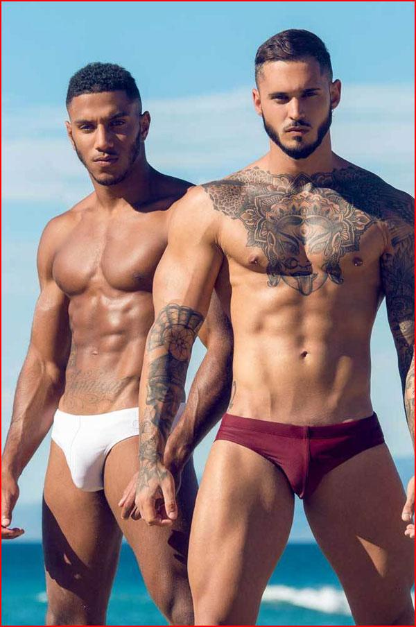 Крутые парни  (гей блюсик 18705)
