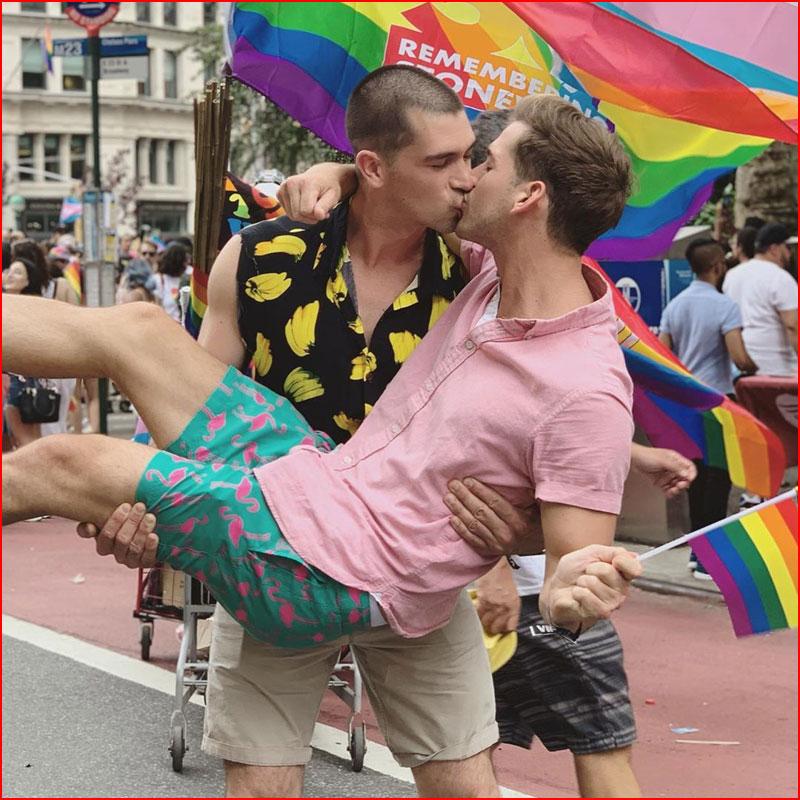 Макс и Андрес  (гей блюсик 18719)
