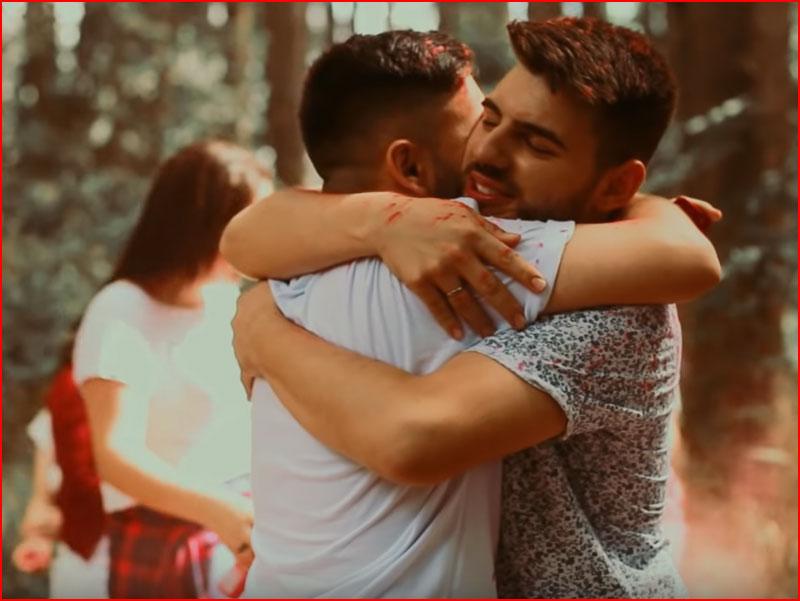 Bruno & Fernando (видео)  (гей блюсик 18720)