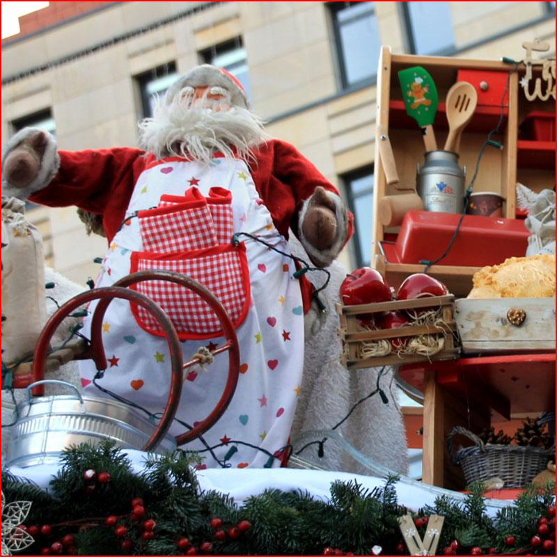 Рождественский рынок «Штрицельмаркт»  (гей блюсик 18815)