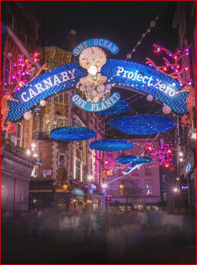 Рождественский Лондон  (гей блюсик 18835)