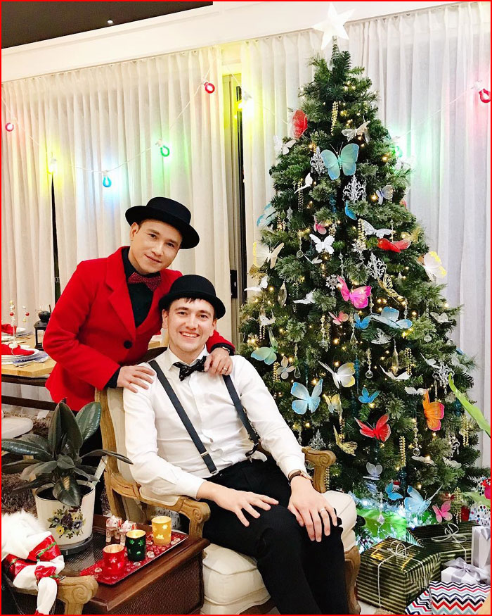 Новый год встречаем вместе  (гей блюсик 18847)