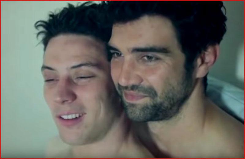 Johnny & Gheorghe (видео)  (гей блюсик 18884)