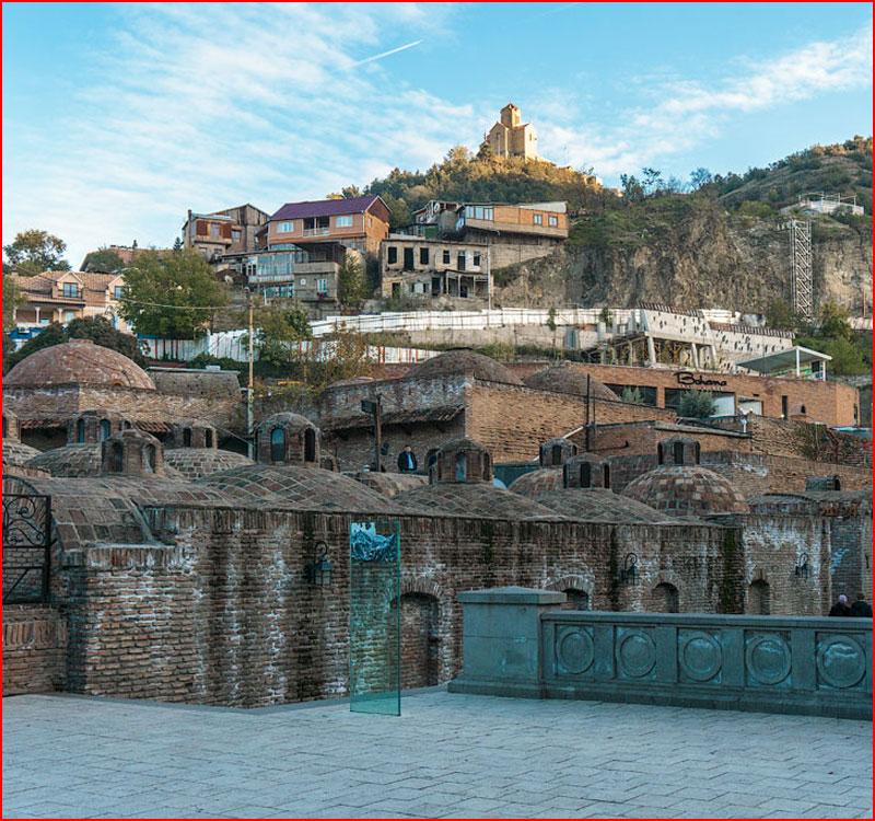 Прогулка по Тбилиси  (гей блюсик 19015)