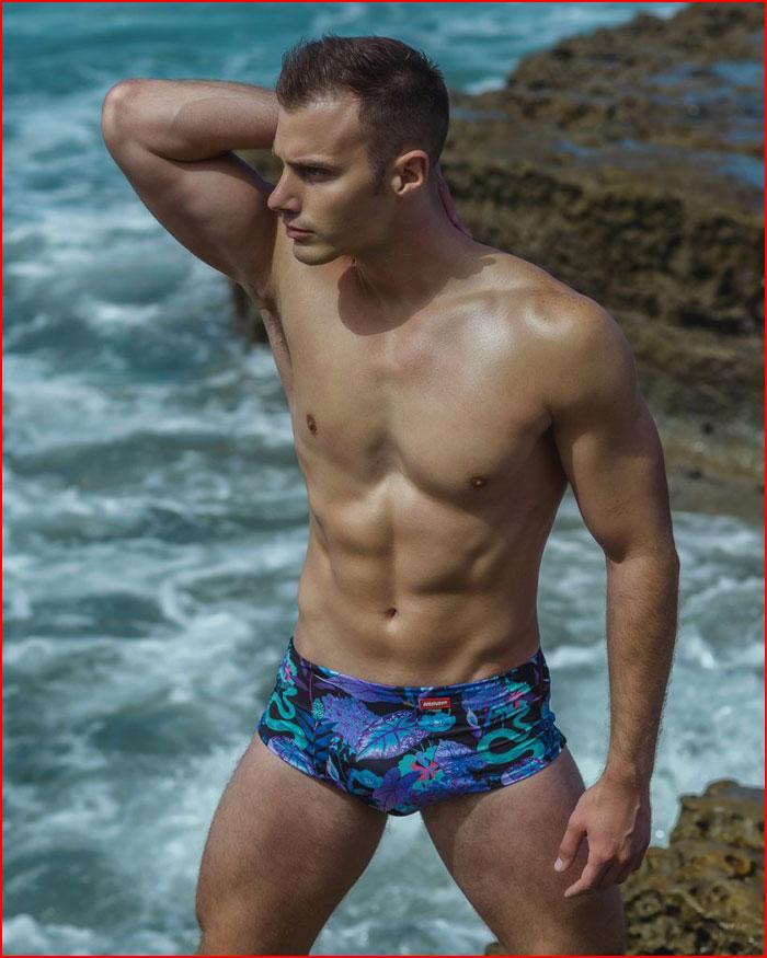 У моря  (гей блюсик 19026)