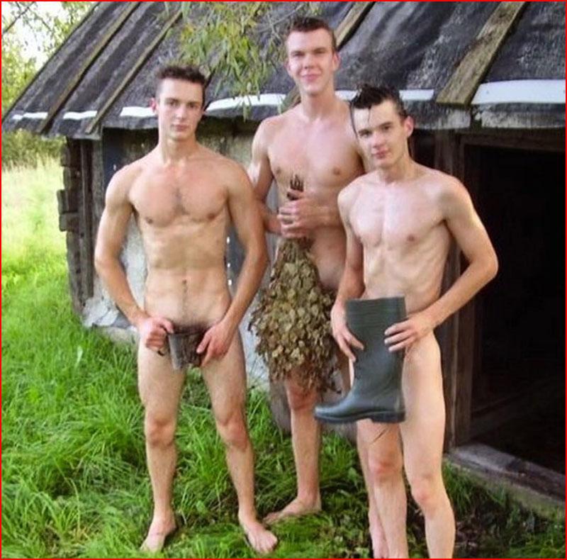 Стесняшки  (гей блюсик 19105)