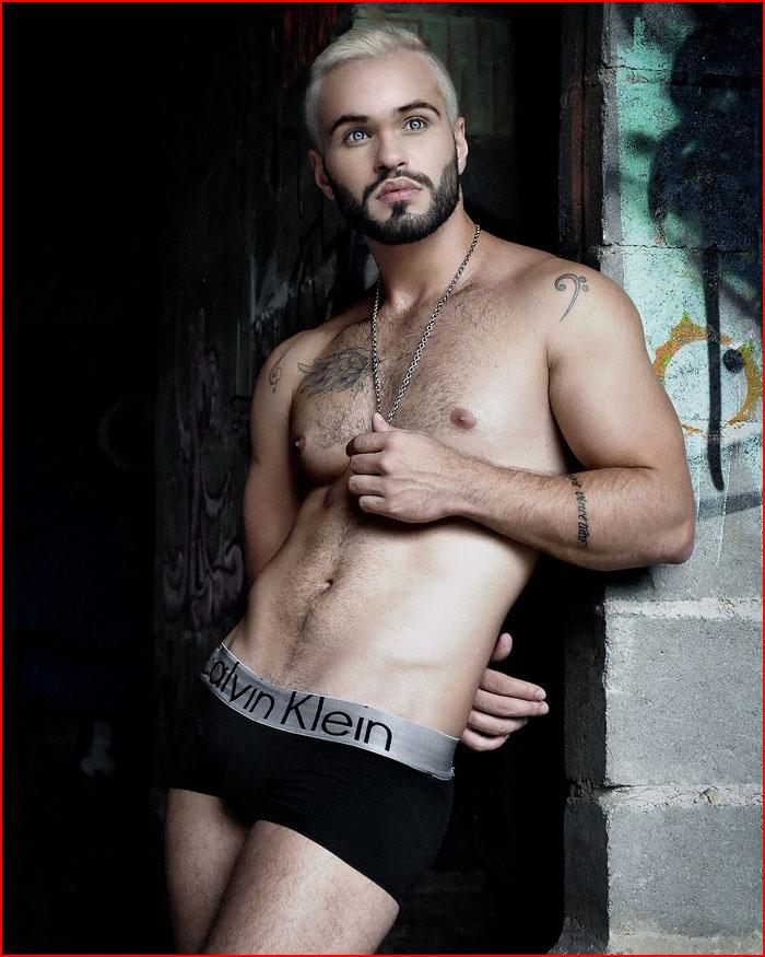 Фотомодель Тьяго Занини  (гей блюсик 19139)